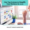 3 Systems to Simplify Your Business and Life in 2020