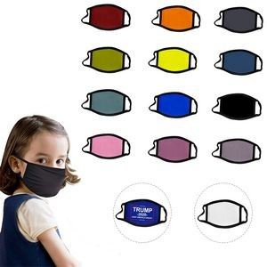 Reusable & Washable 2 Layer Polyester Face Mask