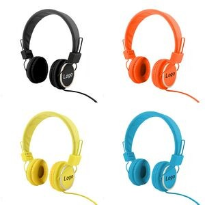 REMIX 300 High Definition Headphones with Mic