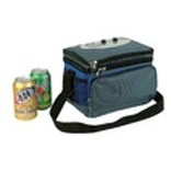 Insulated Lunch Cooler w/Radio